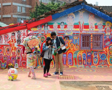 Colors of Rainbow Village