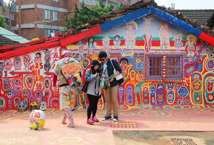 Colors of Rainbow Village
