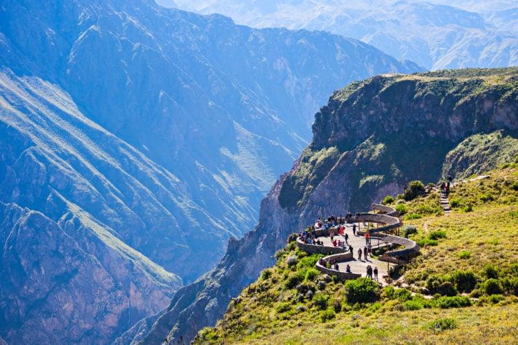 Colca Canyons