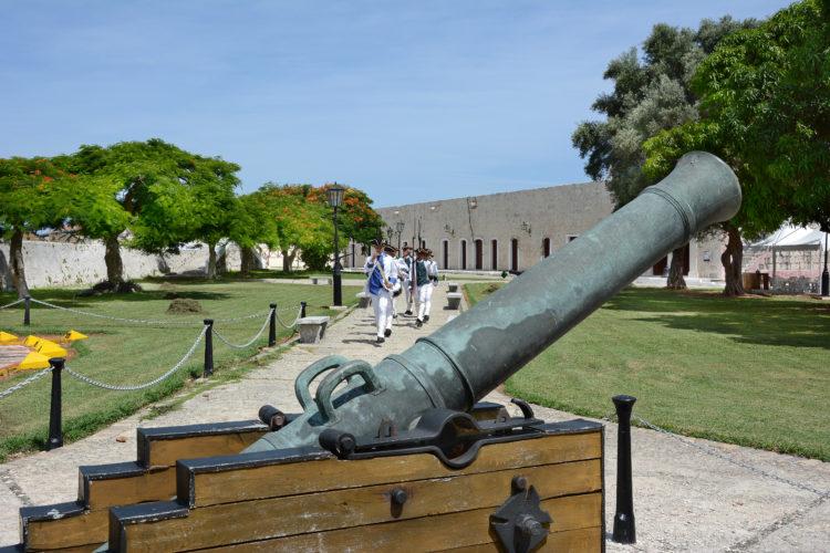 El Morro Cannon-Firing Ceremony
