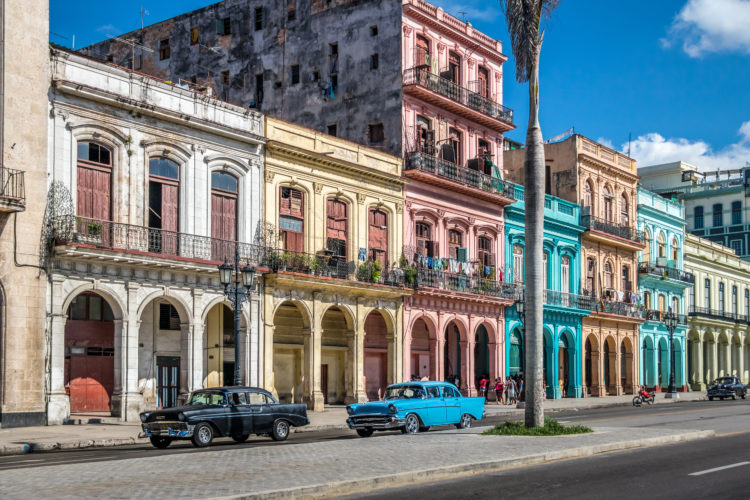 Walk Around Old Havana