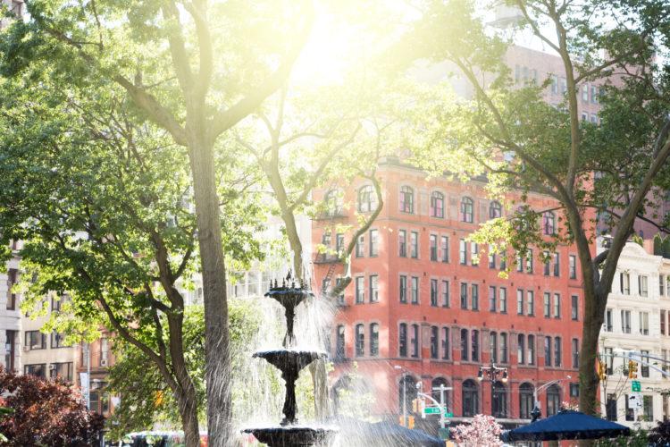 Fountain Square Park