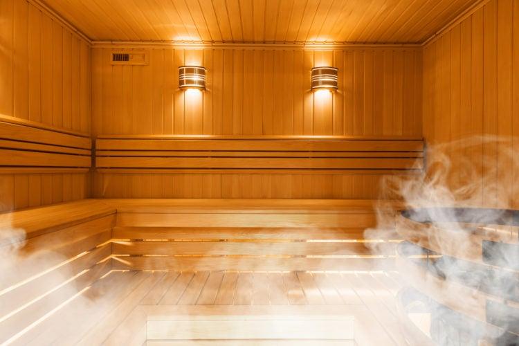 Hellasgården Sauna