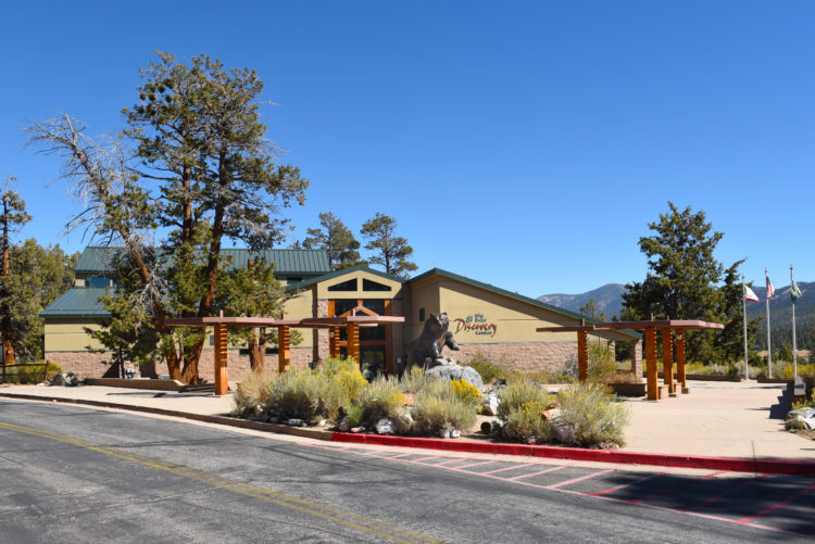 World of Adventure at Big Bear Discovery Center