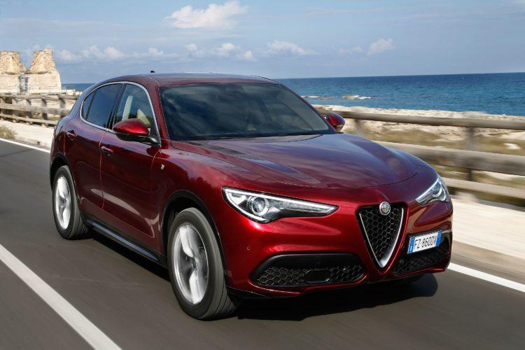 2020 Alpha Romeo Giulia
