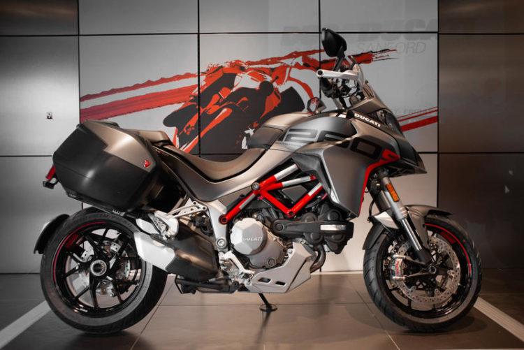 2020 Ducati Multistrada 1260 S Grand Tour 1