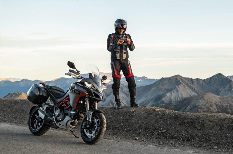 2020 Ducati Multistrada 1260 S Grand Tour 2