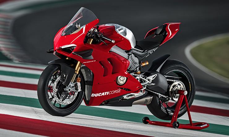2020 Ducati Superleggera V4 side