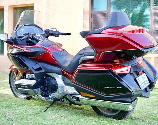 2020 Honda Goldwing Tour 3