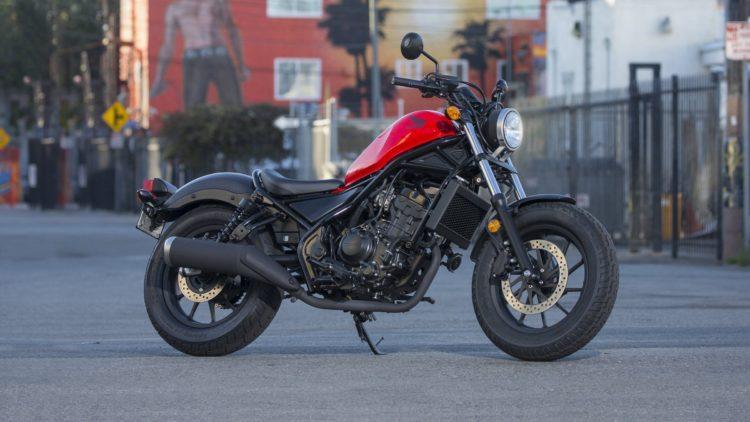 2020 Honda Rebel 500 1