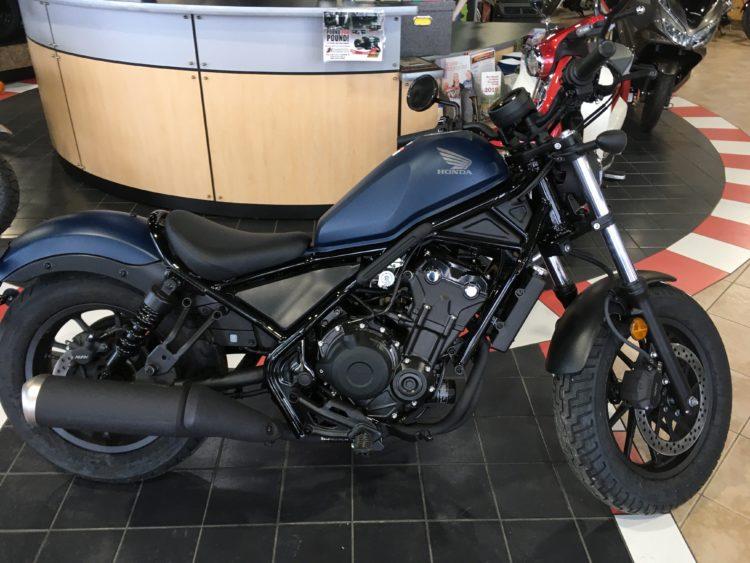 2020 Honda Rebel 500 2