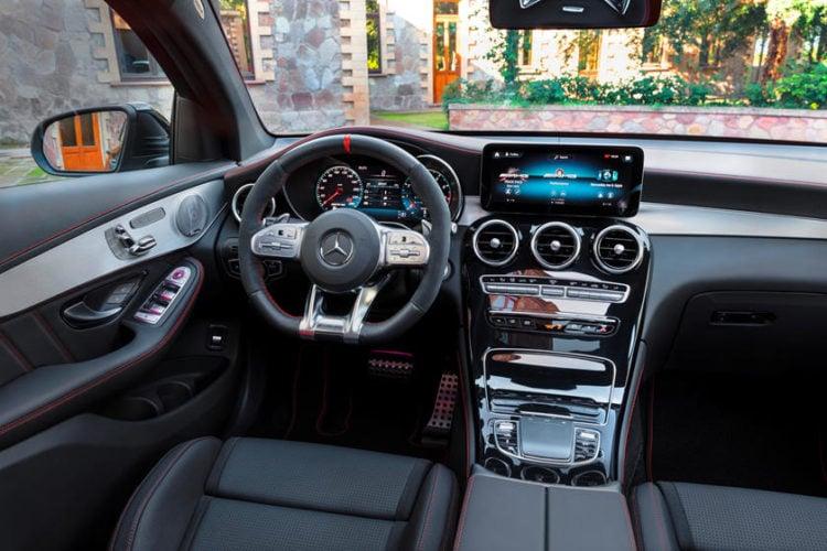 2020 Mercedes GLC 43 1
