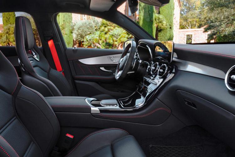 2020 Mercedes GLC 43 2