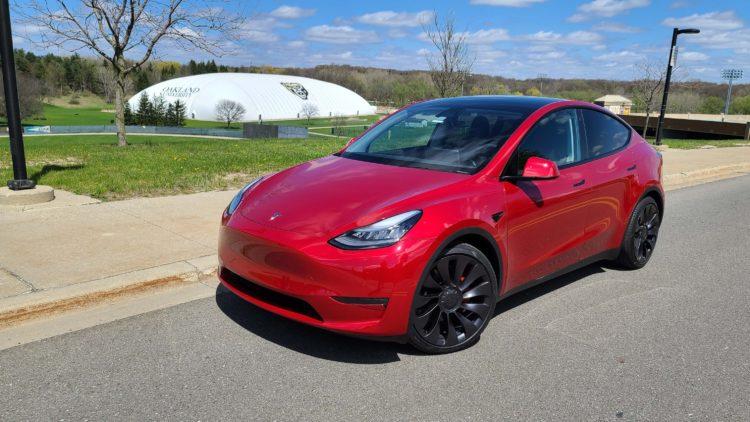 2020 Tesla Model Y 1