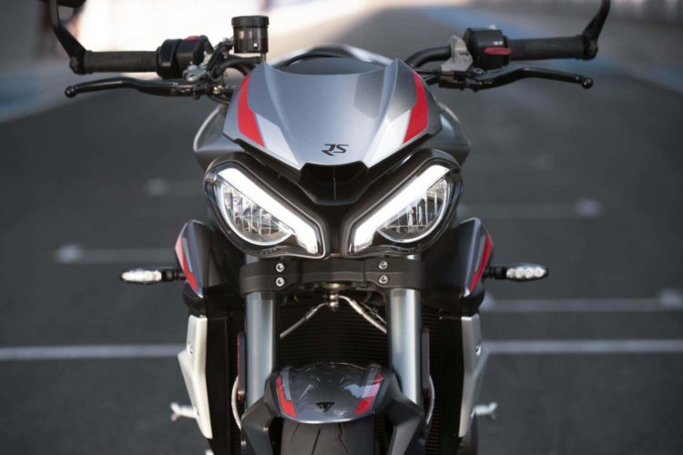 2020 Triumph Street Triple 765 RS 1