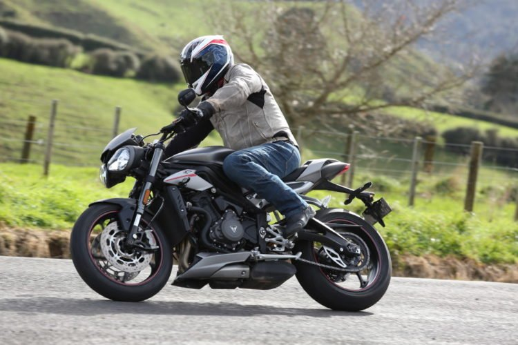 2020 Triumph Street Triple 765 RS 2