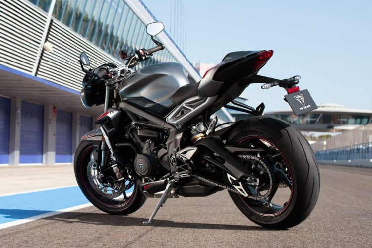 2020 Triumph Street Triple 765 RS 4