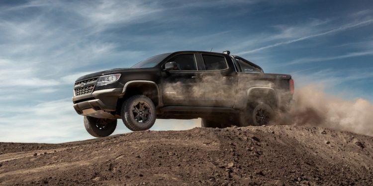 2021 Chevy Colorado 5