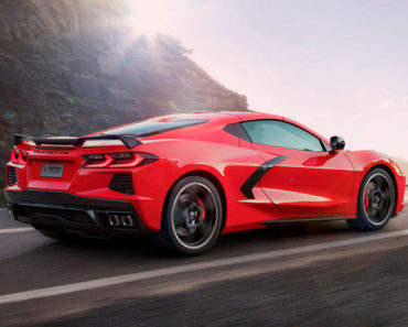 2021 Chevy Corvette 3