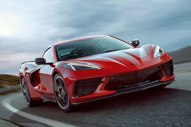 2021 Chevy Corvette 5