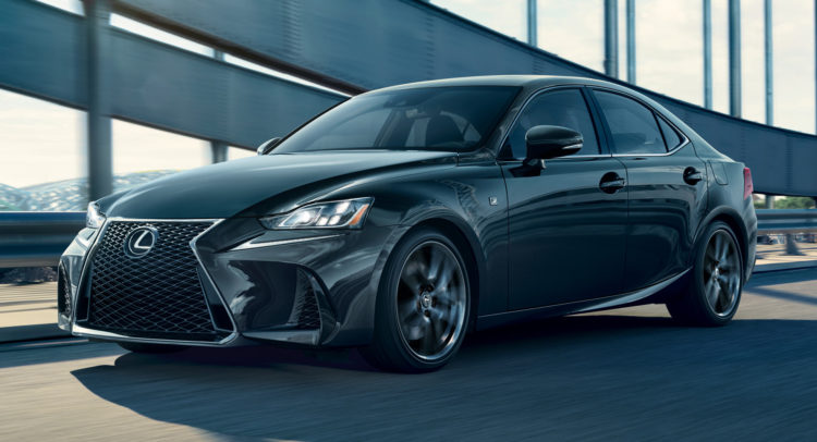 2021 Lexus IS 1