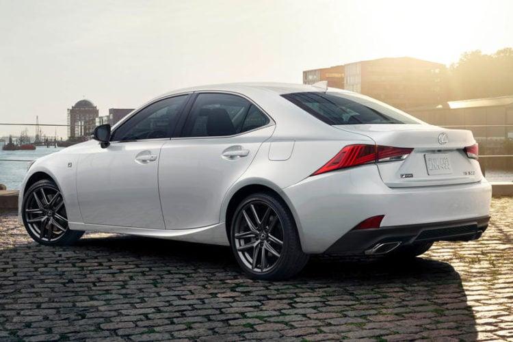 2021 Lexus IS 2