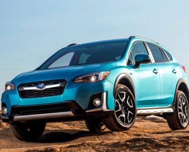 2021 Subaru Crosstrek 1
