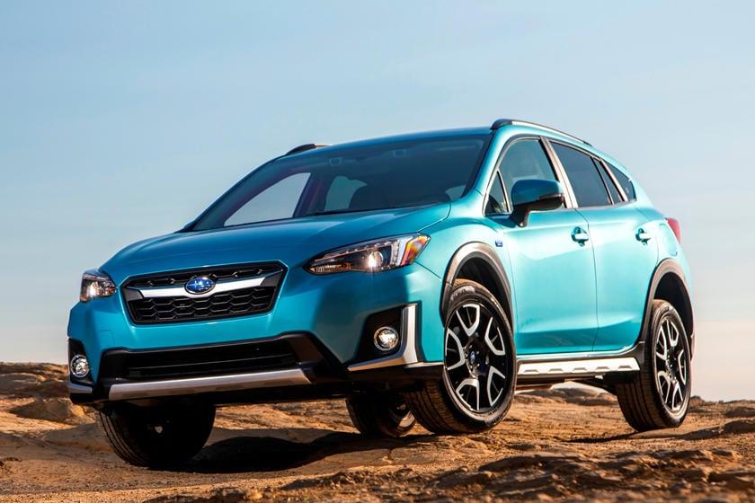 Subaru outback configurations