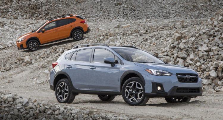 2021 Subaru Crosstrek 2