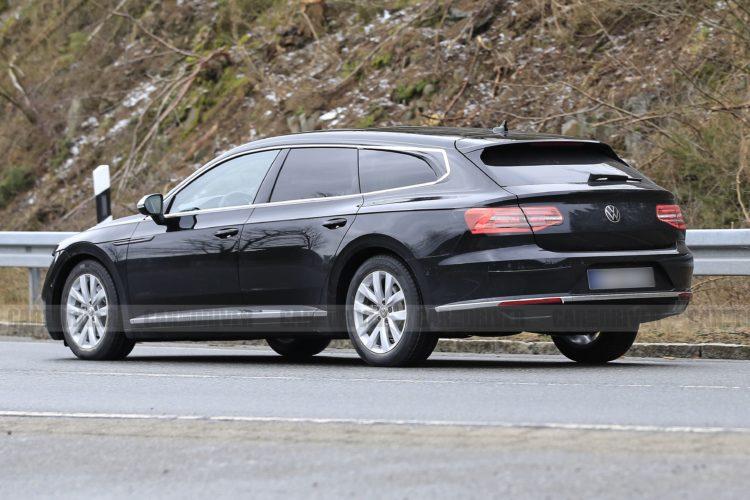 2021 Volkswagen Arteon back