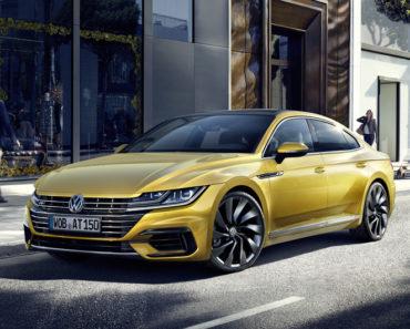 2021 Volkswagen Arteon exterior