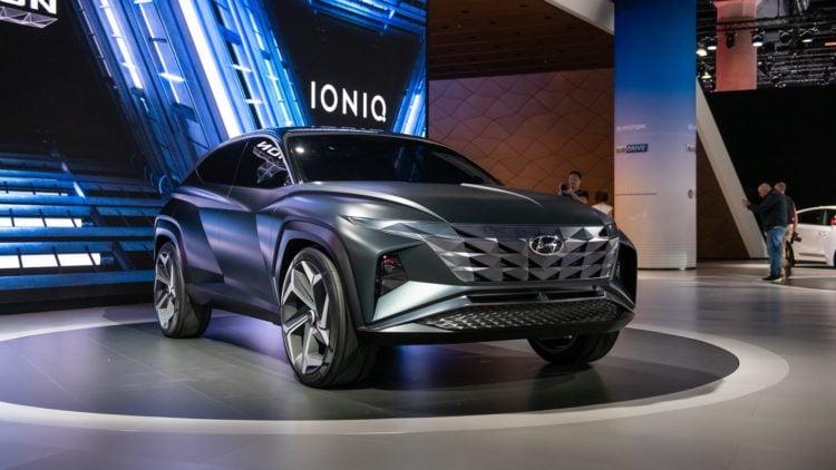 2022 Hyundai Tucson 1