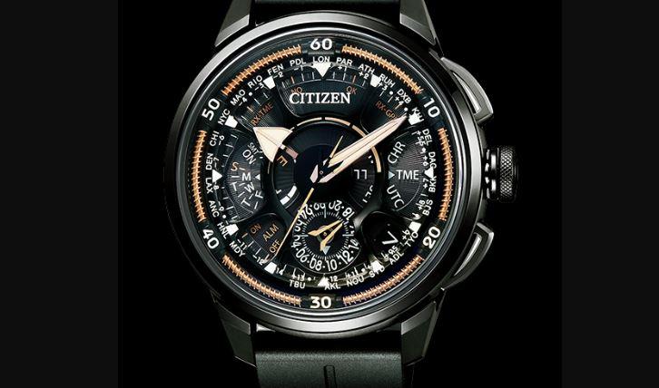 Citizen Wave GPS F950