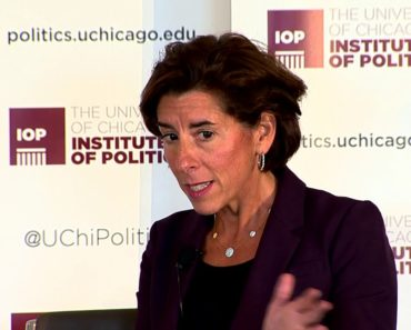 10 Things You Didn't Know about Gina Raimondo