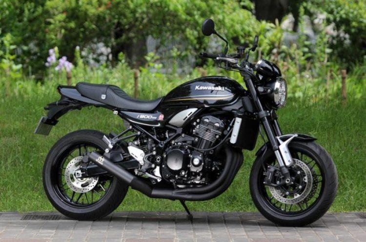 Kawasaki Z900 5