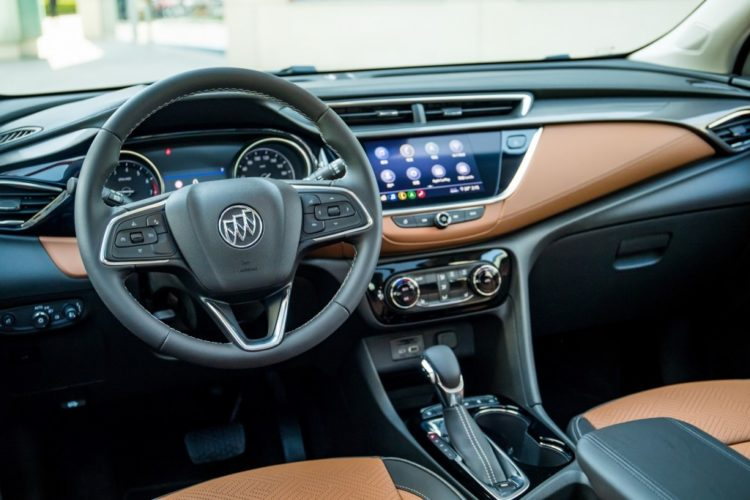The 2021 Buick Encore GX Select