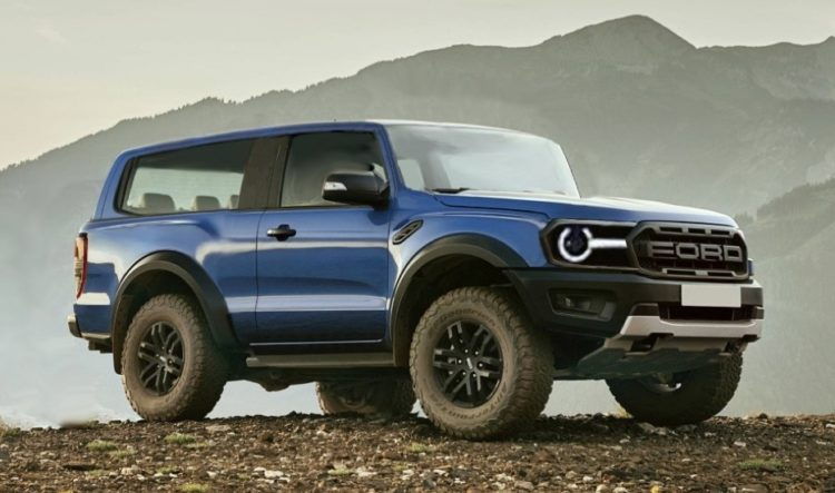 The 2021 Ford Bronco Sport