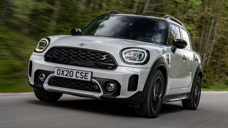 The 2021 Mini Countryman