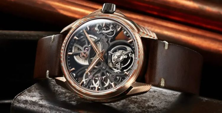 Zelos Mirage Tourbillon