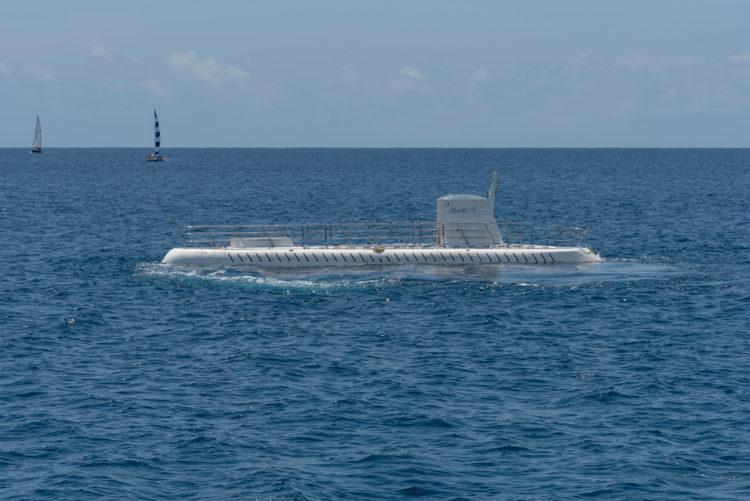 Submarine Ride with Atlantis Adventures