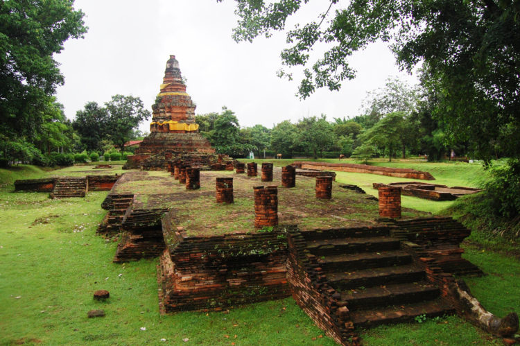 Wiang Kum Kam, the Underground Ancient City