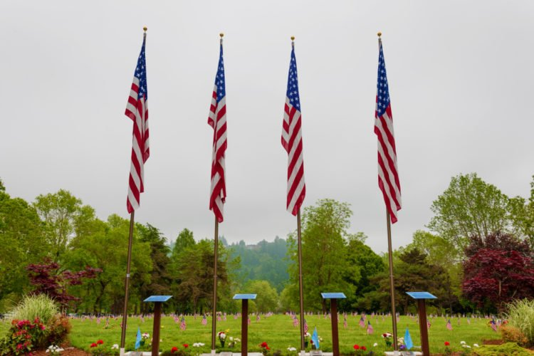Oregon World War II Memorial