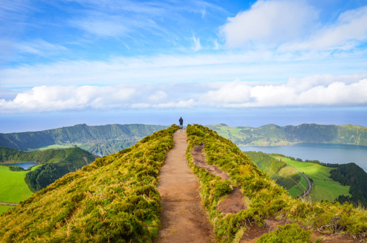 Hike Around the Island