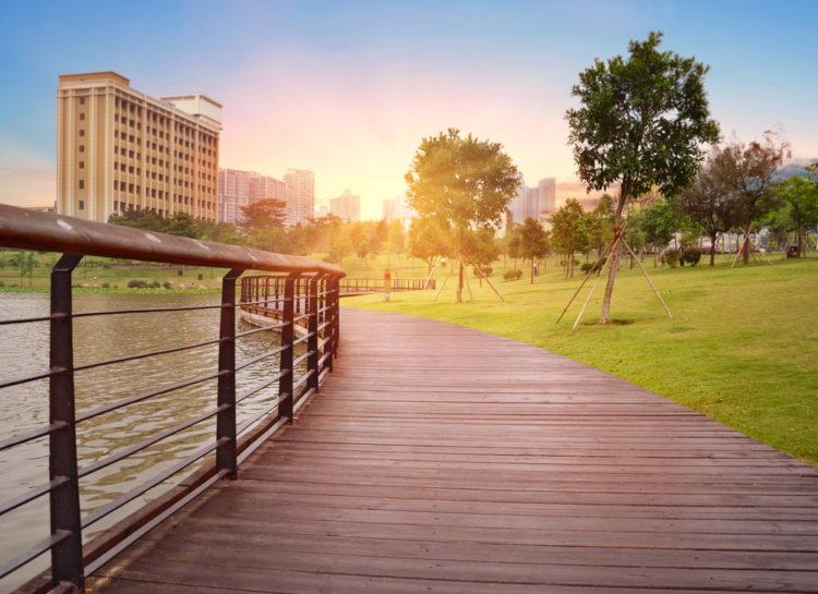 Riverside Walking Trails