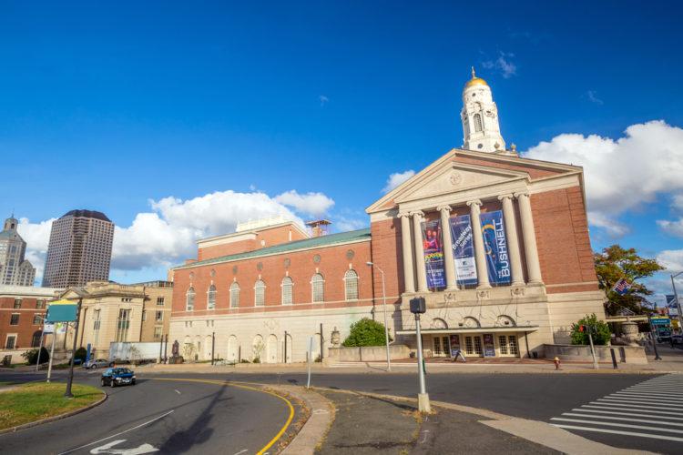 Bushnell Performing Arts Center