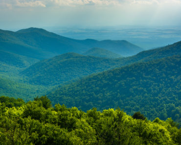 mountain scenic drive tour