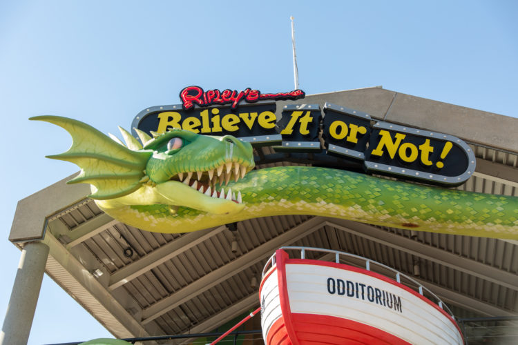 Ripley's Believe It or Not Branson Odditorium