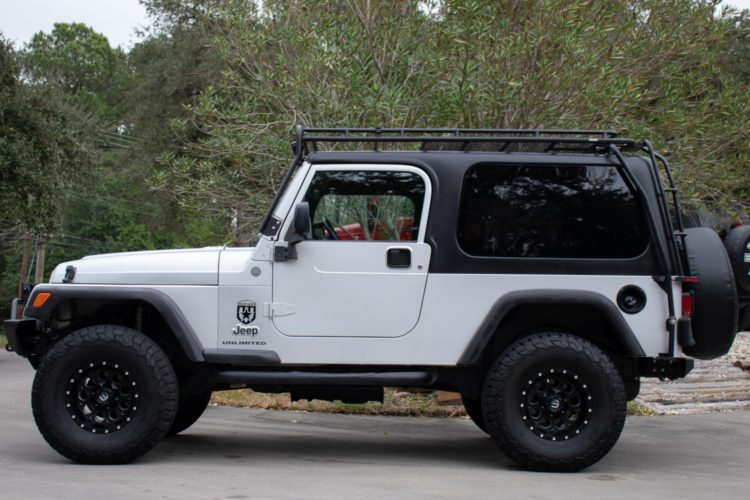 2004 Jeep Wrangler Unlimited TJ