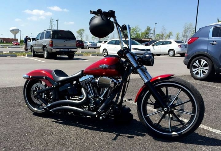 2013 Harley-Davidson 1
