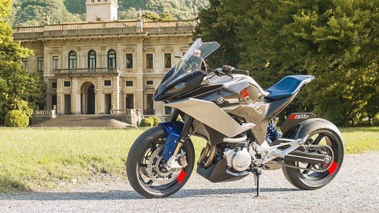 2020 BMW F850R
